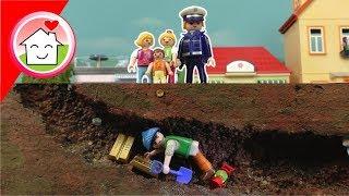 Playmobil Film Familie Hauser - Der große Raub - Kommissar Overbeck Polizei Geschichte für Kinder