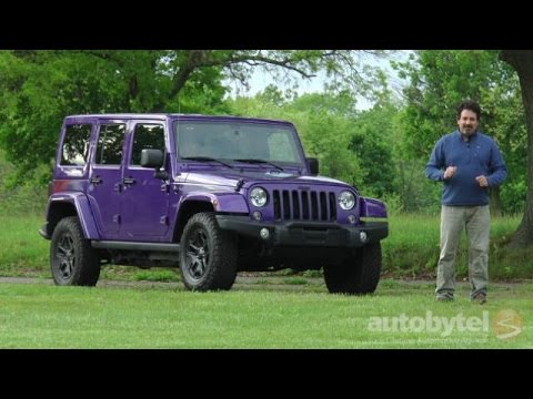 2016 jeep wrangler unlimited sahara test drive video review youtube. Black Bedroom Furniture Sets. Home Design Ideas