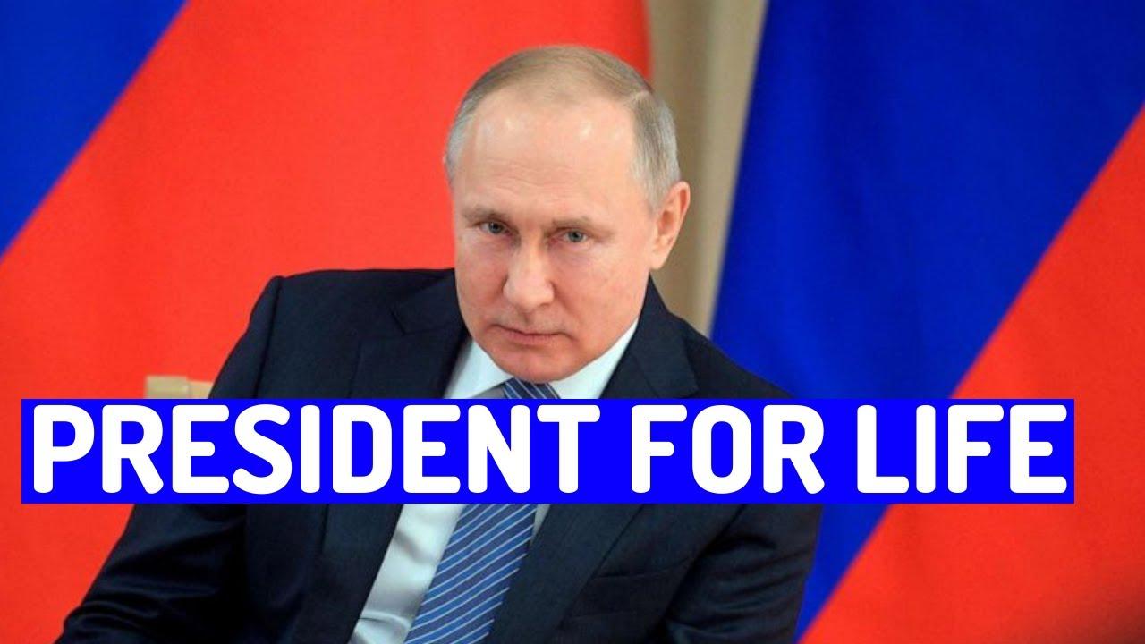 BWIINO - Putin yeyongedde ekisanja okulembera Russia paka 2030
