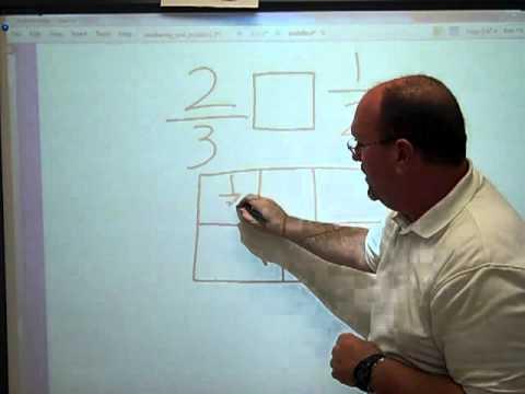Homework Helper Fraction Rectangle