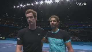 ATP World Tour Finals 2015 : Rafael Nadal vs Andy Murray (RR2), Highlights HD