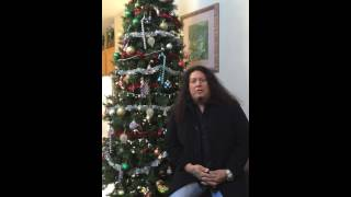 TESTAMENT - 8 Days 'Til Christmas (CHUCK BILLY on FAVORITE CHILDHOOD MEMORY)