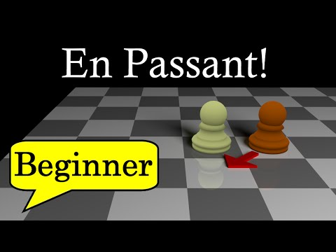 En Passant - Chess Rule Explained