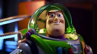 Buzz Lightyear - Power Projector Commercial