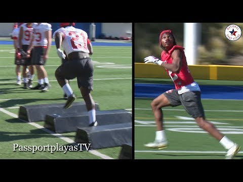 DEFENDING NATIONAL CHAMPS - Mater Dei 2018 Spring Practice