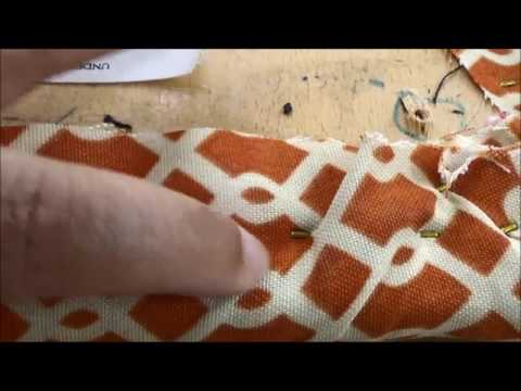 Common Amateur Upholstery
