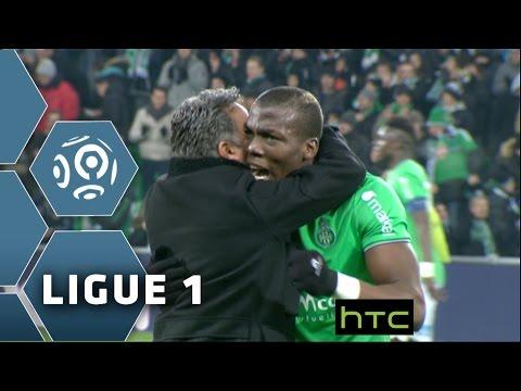 AS Saint-Etienne - Olympique Lyonnais (1-0)  - Résumé - (ASSE - OL) / 2015-16