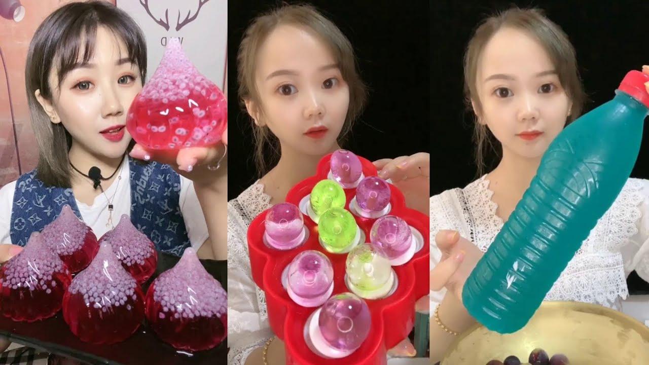 Buz Yemek Videoları - #308 ASMR (İce Eating)