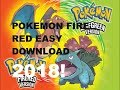 How to download pokemon fire red (2018) and other games for mac