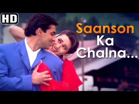 Saanson Ka Chalna Dil Ka Machalna - Jeet...