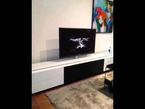 Tv In Kast : Spectral tv kast cocoon youtube