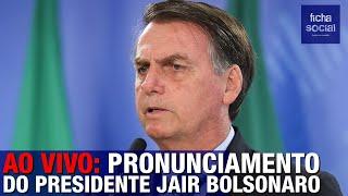 AO VIVO: PRESIDENTE BOLSONARO FAZ PRONUNCIAMENTO IMPACTANTE DIANTE DE EMPRESÁRIOS