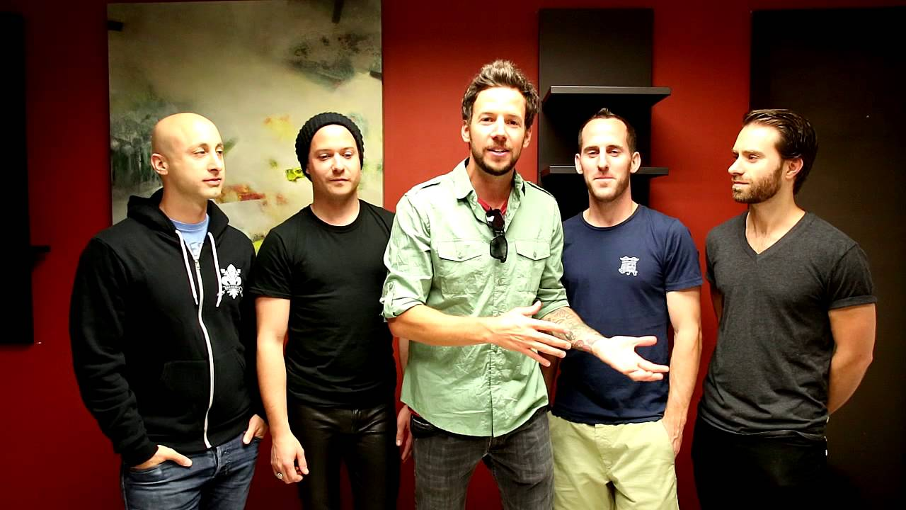 Simple Plan Announce Simple Plan Foundation Event 2013