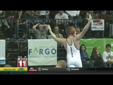 North Dakota High School State Wrestling: Friday - Valley News Live at 10pm
