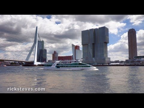 Rotterdam, Netherlands: Europe's Largest Port
