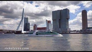 Rotterdam, Netherlands: Europe's Largest Port
