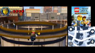 LEGO City Undercover (3DS): The Chase Begins - All 40 LEGO Super Builds