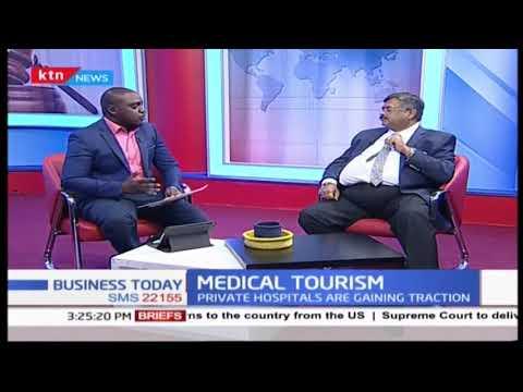 Kenya becoming a regional health hub: Dr S.R Mishra-Founder Mediheal