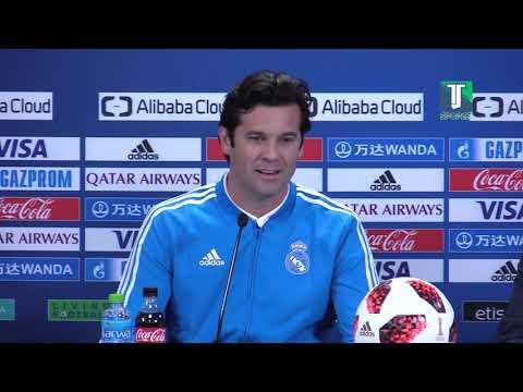 Santiago Solari se declaró fan del Mundial de Clubes
