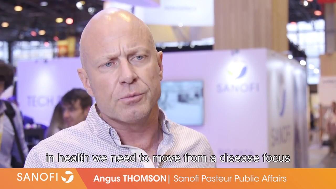 Sanofi – Vivatech - Angus Thomson