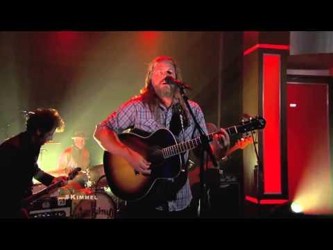 The White Buffalo - The Whistler (Jimmy Kimmel Live)