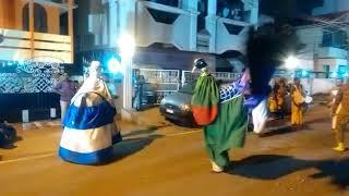 Stunning street performance in india - mayilattam dance | street dance  in india |