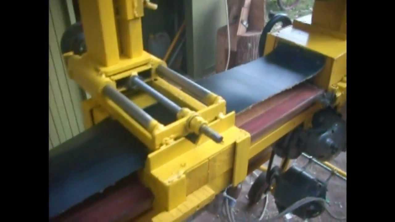 Tornio per legno 2 youtube for Piccolo tornio per metalli usato