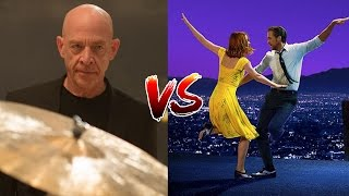 La La Land VS Whiplash