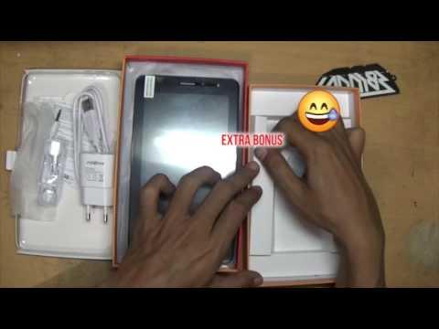 "Unboxing Advan Vandroid E1C 3G 7"" Android 6 0 Marshmallow DIbawah 1 Juta #ProdukIndonesia"