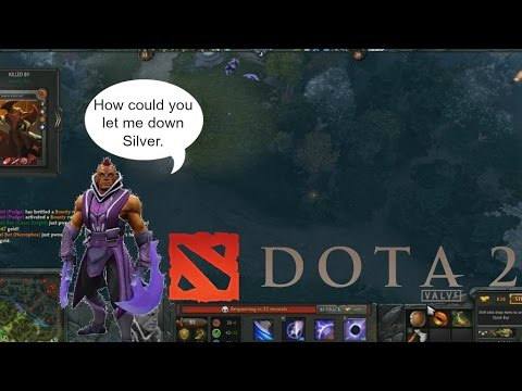 I'm such a noob when it comes to Dota   Dota 2