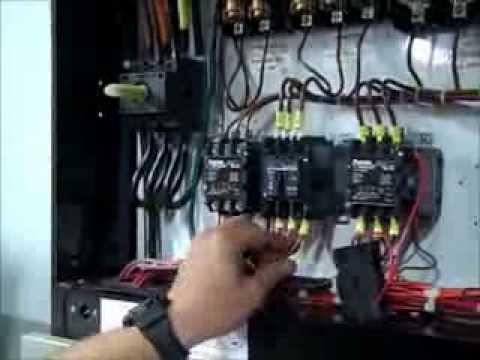 Liebert CRAC Unit Compressor replacement.wmv