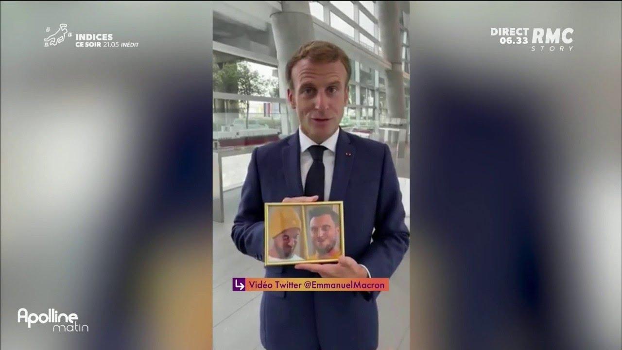 Samuel Paty, McFLy et Carlito… Polémique autour de la vidéo de rentrée d'Emmanuel Macron
