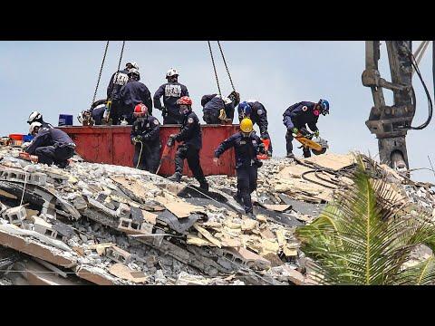 4 Canadian citizens unaccounted for in Florida condo collapse: consul
