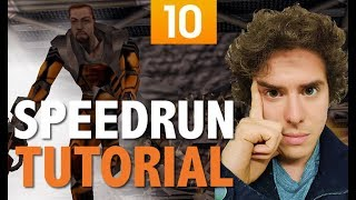 Half-Life Speedrun Tutorial Español - Episodio 10 - Gonarch's Lair, Interloper & Nihilanth