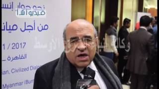 بالفيديو .. مصطفى الفقى : الإسلام يرفض التعصب والعنف ويسعى دائما لتحقيق السلام