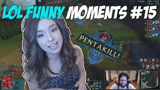 2 XAYAH PENTAS! | Funny Stream Moments #15 | Imaqtpie, Tobias Fate, Sneaky, Doublelift & More