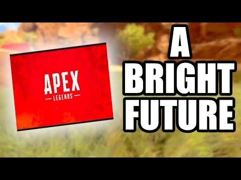 AN UPDATE ON THE FUTURE OF APEX LEGENDS... IT'S LOOKING GOOD!