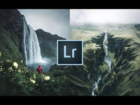 How to Edit Like Max Muench Lightroom Tutorial
