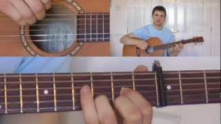How To Play Make You Feel My Love by Bob Dylan Guitar Lesson Tutorial