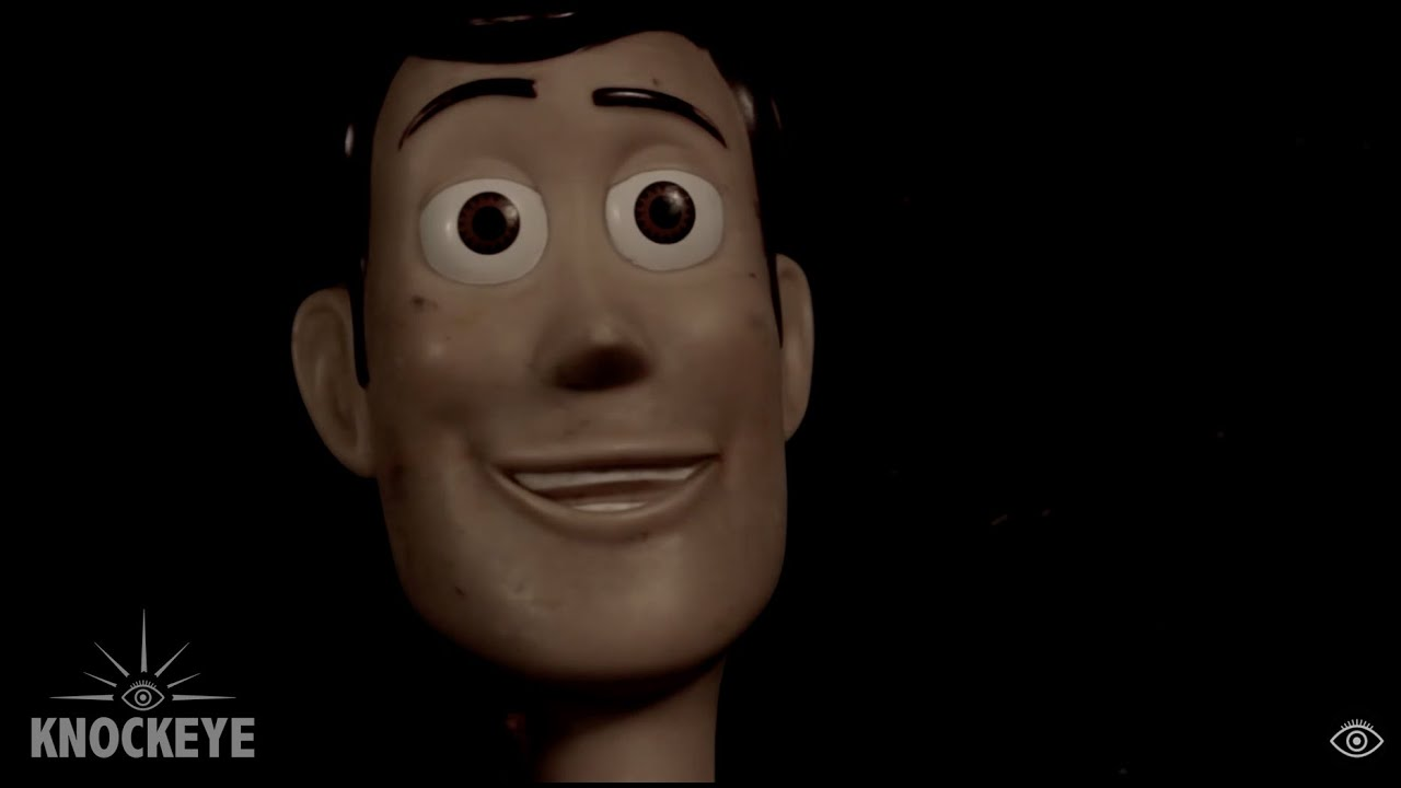 scary woody 2 toy story spoof youtube