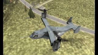 Arma 2 Combine Operation Arrowhead (Mission 5  MANHATTAN) PC Game Play Full Walk-through on (AMD)