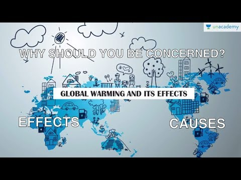 Download Youtube: Global Warming - Causes and Its Effects - Why Should You Be Concerned?