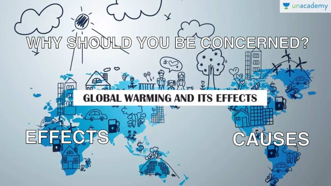 global warming causes and its effects why should you be concerned  [ 1280 x 720 Pixel ]