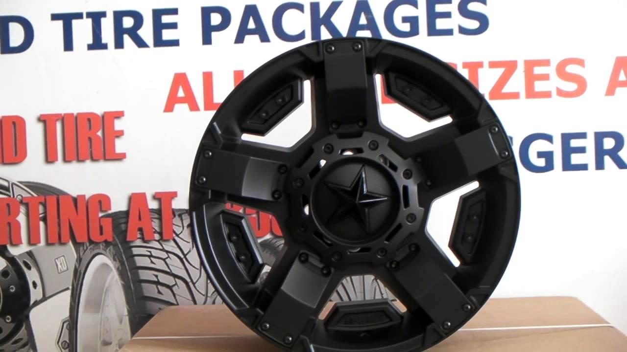 DUBSandTIRES.com XD Series XD-811 Rockstar 2 Black Wheels ...