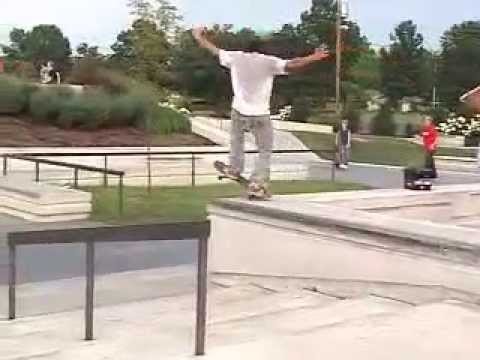 Repeat DC Skate Plaza Trip 2006 by Chad Matthews - You2Repeat