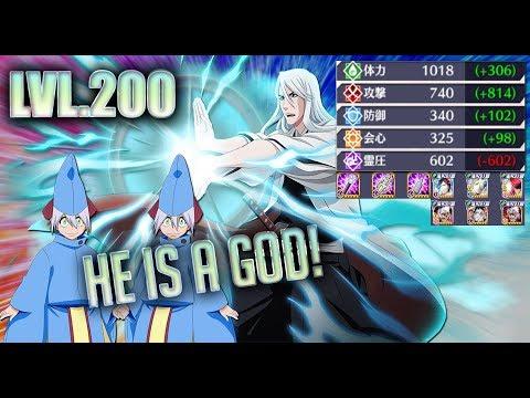 The Ultimate Build: TT Jushiro(Heart/Purple) [Bleach Brave Souls]
