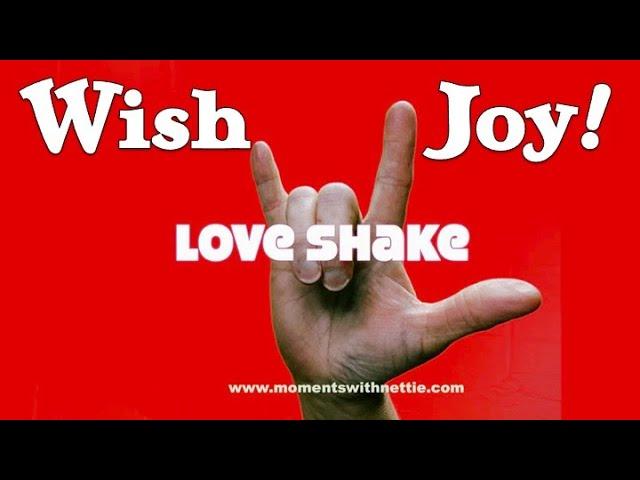 WISH JOY - LOVE SHAKE
