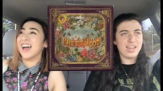 CARPOOL KARAOKE: PANIC! AT THE DISCO EDITION (Pretty. Odd.) thumbnail