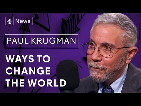 'Brexit is a mistake but it is not a catastrophe' - Nobel prize-winning economist Paul Krugman