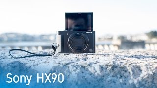 Sony HX90 cámara compacta, análisis en español